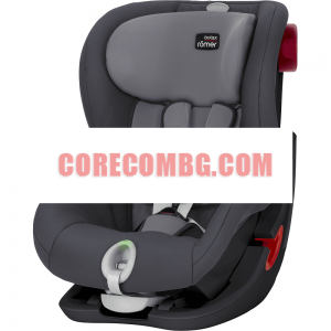 Britax Romer - Столче за кола - Romer King II LS Black Series