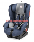 Peg-Perego - Столче за кола DUO_FIX K 1 -  Urban Denim