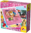 Lisciani giochi - Пъзел PRINCESS  PROGRESS