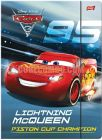 Папка с ластик CARS 3