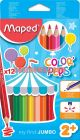MAPED - Цветни Моливи COLOR PEPS EARLY AGE