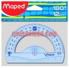 MAPED  Geometric Транспортири 80°